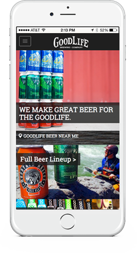 GoodLife-Web-Development-iphone1