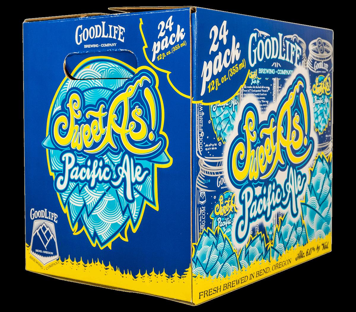 SweetAs beer design by Crowerks