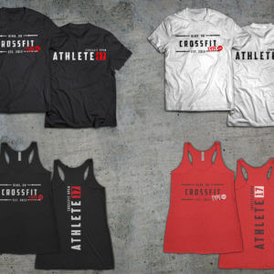 Apparel for Type 44 CrossFit in Bend, Oregon
