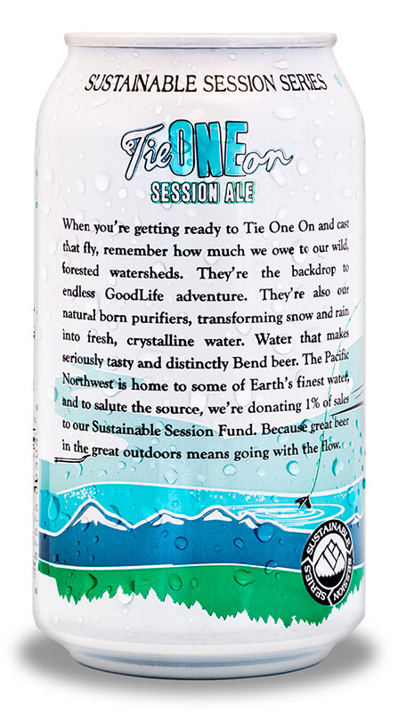 Tie One On Session ale design by Crowerks