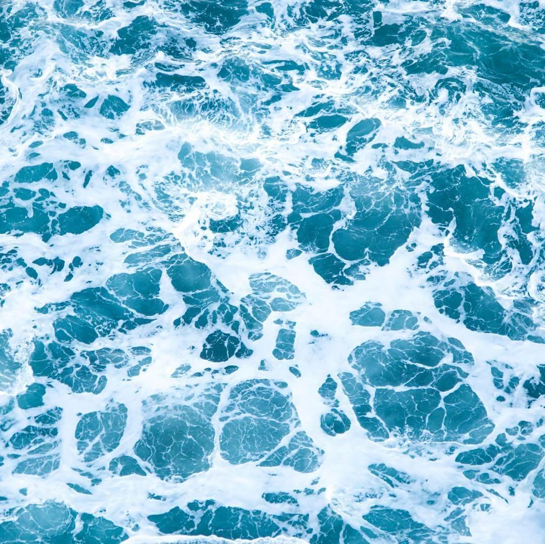 Ocean blues.