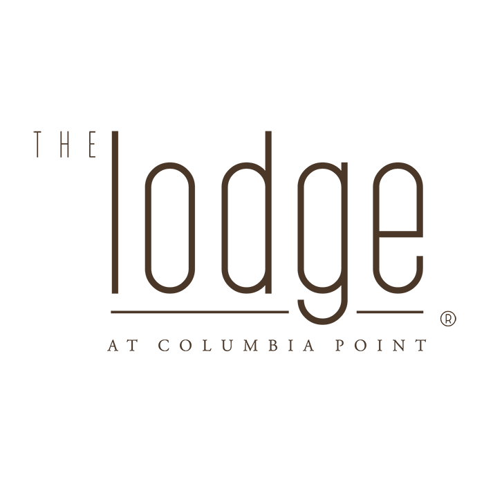 The Lodge at Columbia Point logo