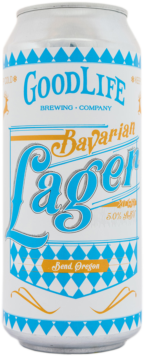 Bavarian Lager 16 ounce can