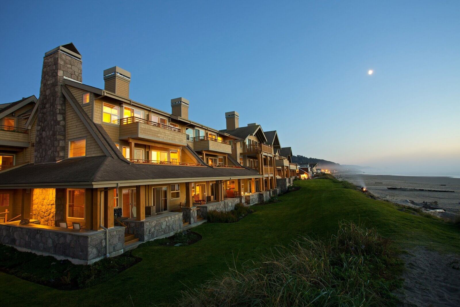 Moonlit Lodge in Cannon Beach, Oregon