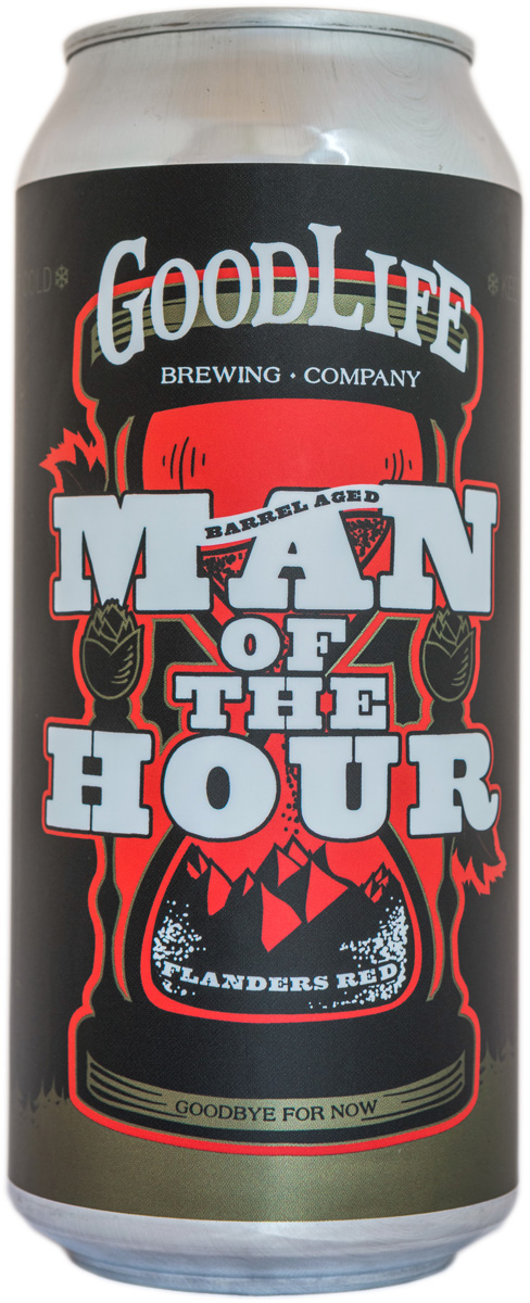 Man of the hour barrel aged beer