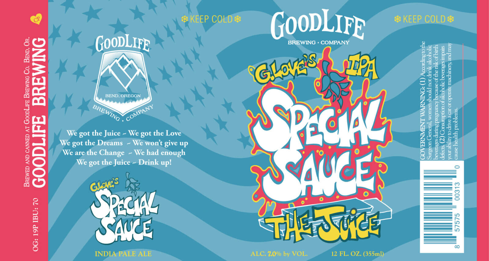 Special sauce logo design by Crowerks
