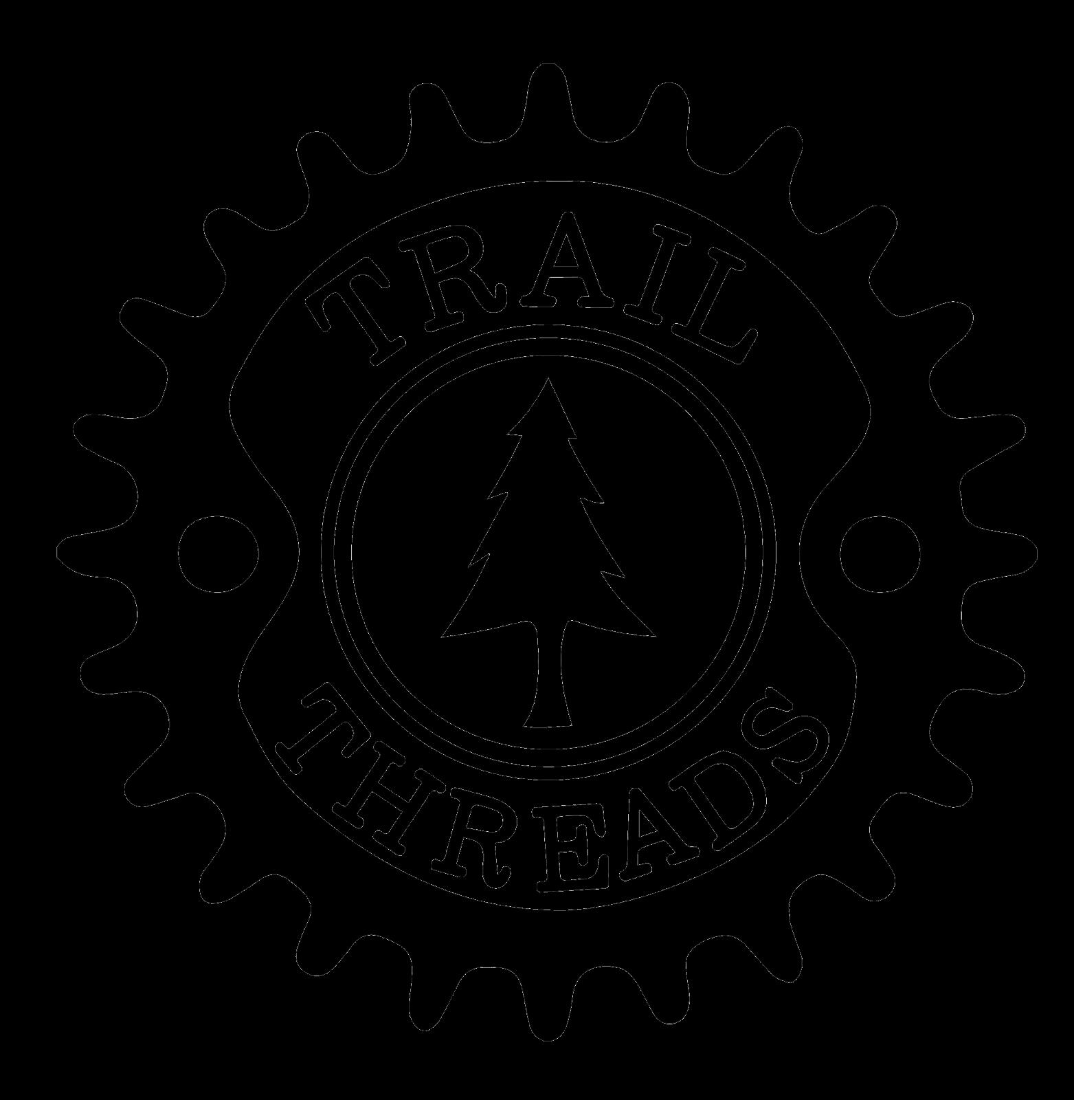 Trail threads logo by Crowerks