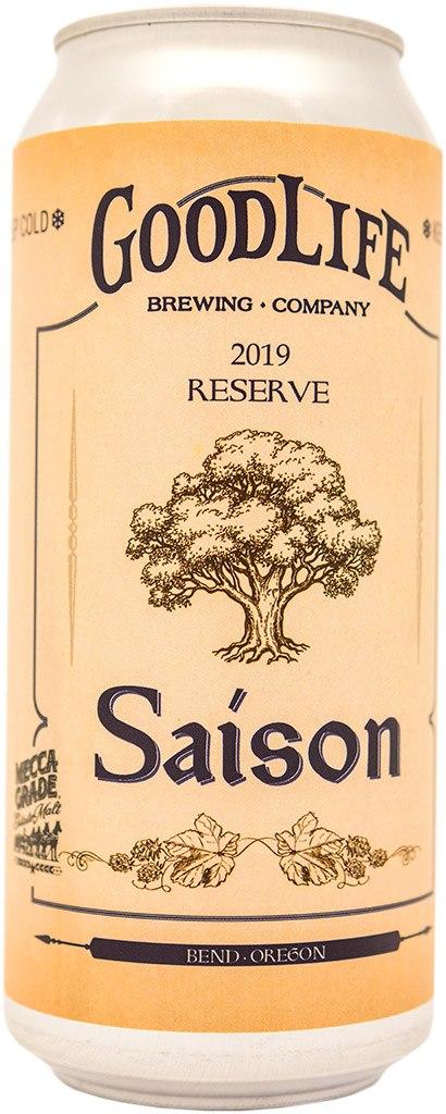 2019 Reserve Saison Bend, Oregon